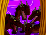 Velociraptors (Scooby-Doo! Legend of the Phantosaur)