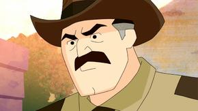 Sheriff Bronson Stone