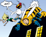 Giant bees unmasked