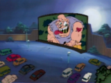 Drive-in theater (Scooby-Doo and the Reluctant Werewolf)