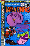 LaL 8 (Marvel Comics) front cover