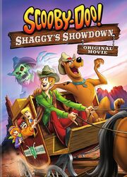 Shaggy's Showdown DVD cover