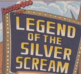 Legend of the Silver Scream title card