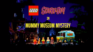 Mummy Museum Mystery title card