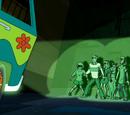 It's Mean, It's Green, It's the Mystery Machine