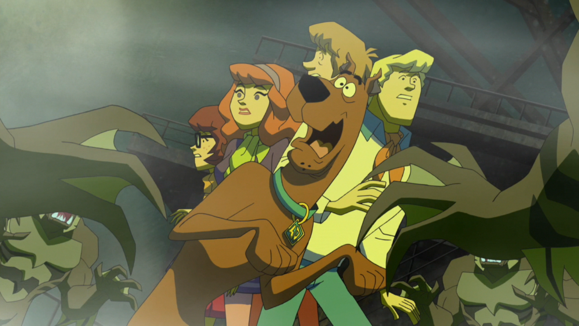 scooby doo mystery incorporated - HD1920×1080
