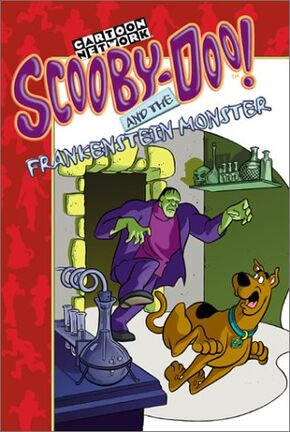 Scooby-Doo! and the Frankenstein Monster cover