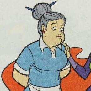 Mrs. Flibber
