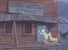 Spooky Hollow Store