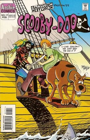 SD 17 (Archie Comics) cover
