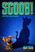 Scoob! Teaser Poster