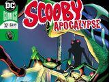 Scooby Apocalypse issue 32