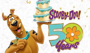 Scooby-Doo 50 2