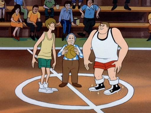 Basketball Bumblers Scoobypedia Fandom Powered By Wikia