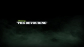 The Devouring title card