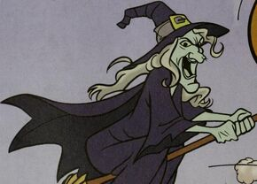 Witch (Scooby-Doo! and the Witching Hour)