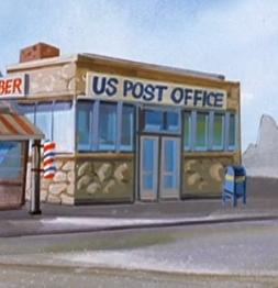 Tumbleweed Post office