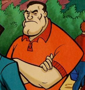 Hank (Scooby-Doo! and the Marsh Monster)