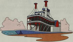Cap'n Hornsby's Showboat