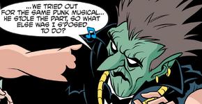Opera Ghoul