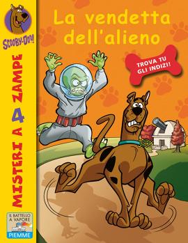 Revenge of the Alien cover