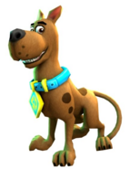 First Frights Scooby art