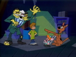 Scoob points out Boogedy Bones