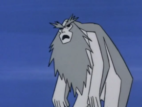 Ghost of Bigfoot