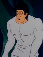 Professor Mikos unmasked