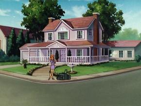 Daphne's home (Zombie Island)