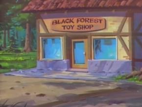 Black Forest Toy Shop