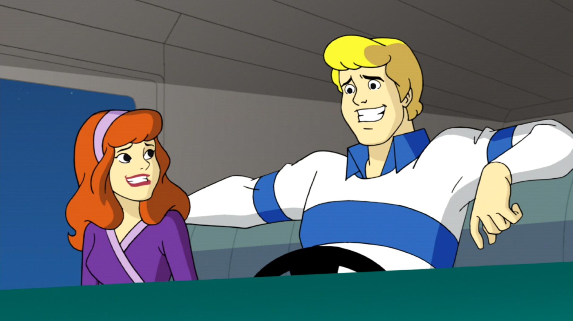 Shaggy e Daphne dating