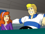 Fred Jones and Daphne Blake