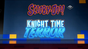 Knight Time Terror TV title card