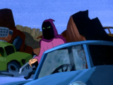 Hooded man (The Dynamic Scooby-Doo Affair)