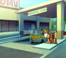 Department of Motor Vehicles (Scooby-Doo! Moon Monster Madness)