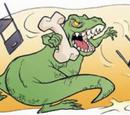 Dinosaur (The Angry Dinosaur)