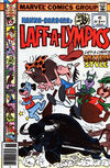 LaL 9 (Marvel Comics) front cover