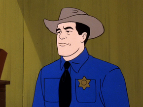 Sheriff (Decoy for a Dognapper)