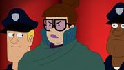 Violet Oberon unmasked