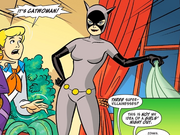 Catwoman unmasked