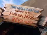 Dry Gulch Gold Mine