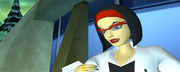 Selena Drake disguised