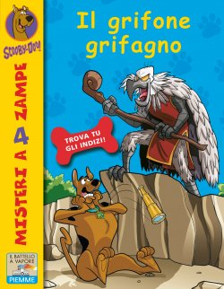 The Grimly Gryphon cover