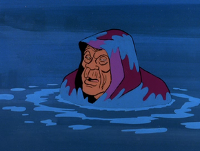 Old man (A Tiki Scare is No Fair)