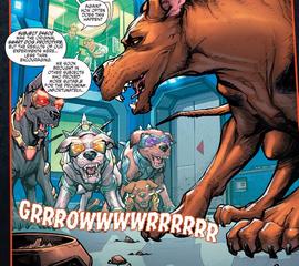 Smart dogs vs Scooby