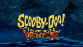 Legend of the Vampire title card