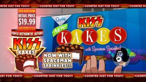 KISS Kakes