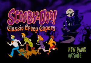 Scooby-Doo! Classic Creep Capers