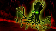 Evil Entity's new body